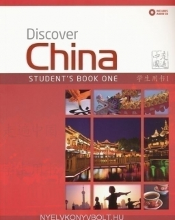 Discover China 1 - Mandarin Chinese Course Student's Book with Audio CD (2)