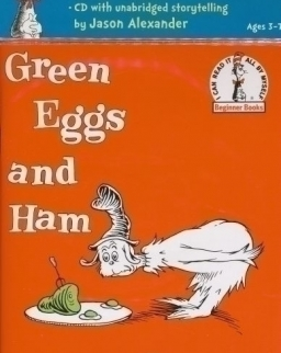 Green Eggs and Ham - Beginner Books with Audio CD
