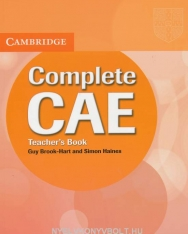 Complete CAE Teacher's Book