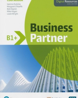 Business Partner Level B1+ Student's Book with Digital Resources