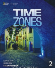 Time Zones 2 Student Book - 2nd Edition