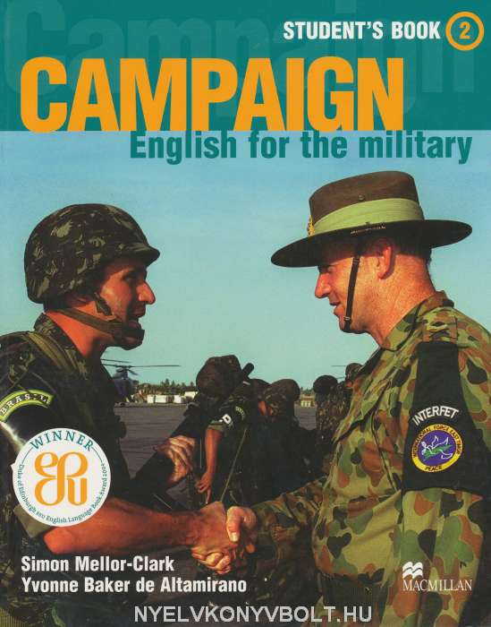Campaign - English for the Military 2 Student's Book