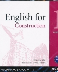 English for Construction - Vocational English 1 Audio CD
