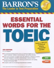 Barron's Essential Words for the TOEIC with Mp3 Audio CD - 5th Edition