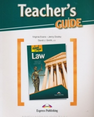 Career Paths - Law Teacher's Guide