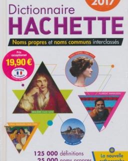Dictionnaire Hachette 2017