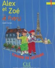 Alex et Zoé 1 á Paris Cahier de Lecture