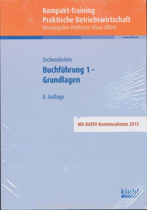 Buchführung 1-2 (Bücherpaker) - 8. Auflage