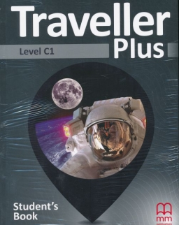 Traveller Plus Level C1 Student's Book with Companion