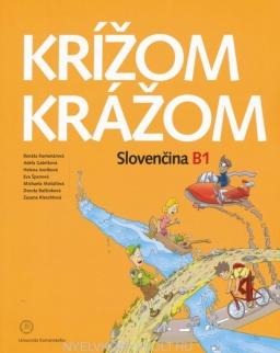 Krížom-krážom Slovenčina B1 + Audio CD (2)