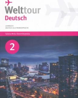 Welttour Deutsch 2 Lehrbuch