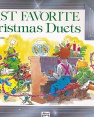 First favorite Christmas Duets - zongora, 4 kezes