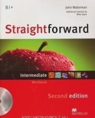 Straightforward 2nd Edition Intermediate Workbook + Audio CD