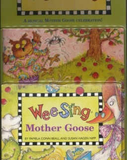 Wee Sing Mother Goose with Audio CD
