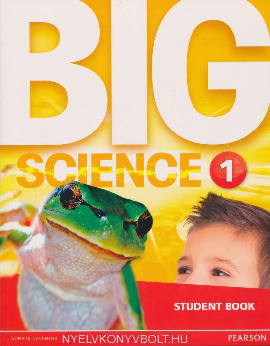 Big Science 1 Student Book