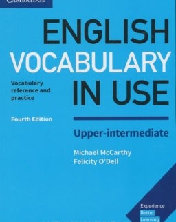English Vocabulary in Use Upper Intermediate - 4th edition - with answers