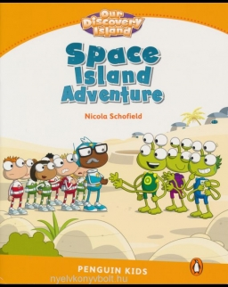 Our Discovery Island - Space Island Adventure - Penguin Kids  - Our Discovery Island Readers Level 3