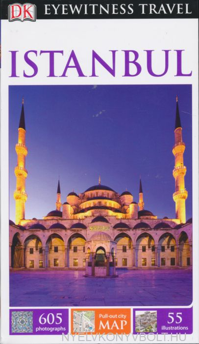 DK Eyewitness Travel Guide - Istanbul