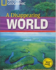 A Disappearing World with MultiROM - Footprint Reading Library Level A2