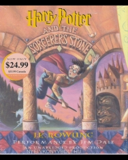 J.K. Rowling: Harry Potter and the Sorcerer's Stone Audio Book