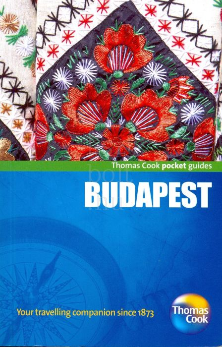 Budapest - Thomas Cook pocket guide