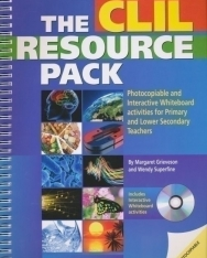 The CLIL Resource Pack - Photocopiable and Interactive Whiteboard activities for Primary and Lower Secondary Teachers