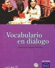 Vocabulario en diálogo Nivel Básico Incluye CD Audio