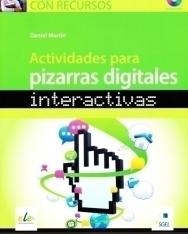 Actividades para pizarras digitales interactivas Libro con CD-Rom