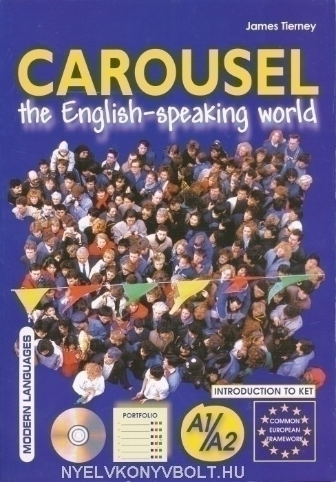 Carousel - the English-speaking world - with Audio CD