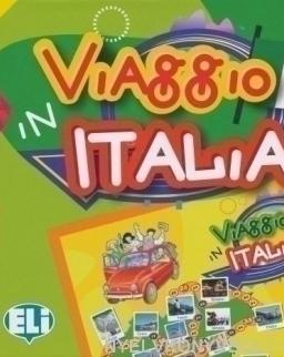 Viaggio in Italia - L'italiano giocando (Társasjáték)