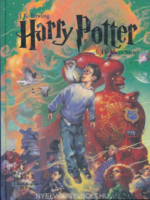 J.K.Rowling: Harry Potter och de vises sten