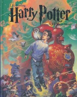 J.K.Rowling: Harry Potter och de vises sten (Harry Potter és a bölcsek köve svéd nyelven)