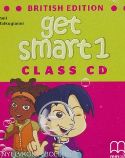 Get Smart 1 Class Audio CD