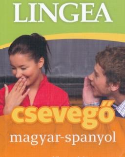 Csevegő: Magyar-spanyol megoldja a nyelvét