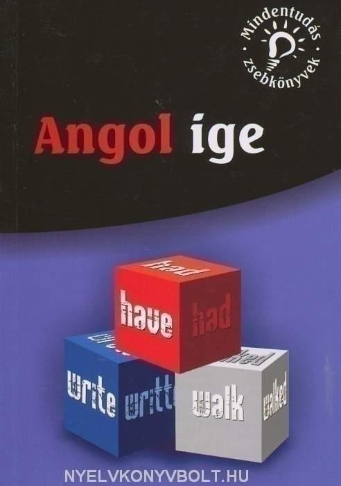 Angol ige - Mindentudás zsebkönyvek