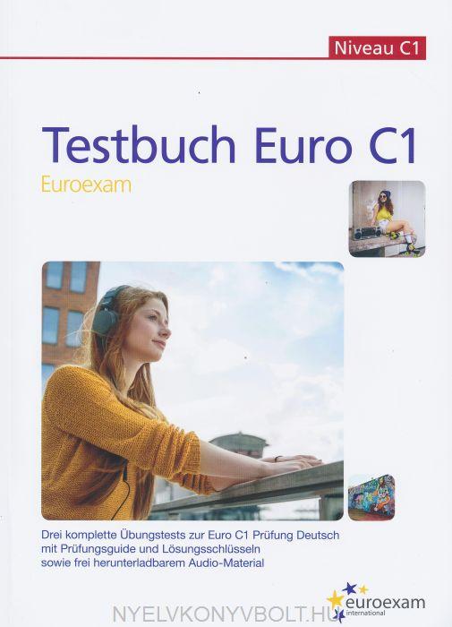 Testbuch Euro Niveau C1