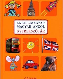 Angol-Magyar / Magyar-Angol Gyerekszótár