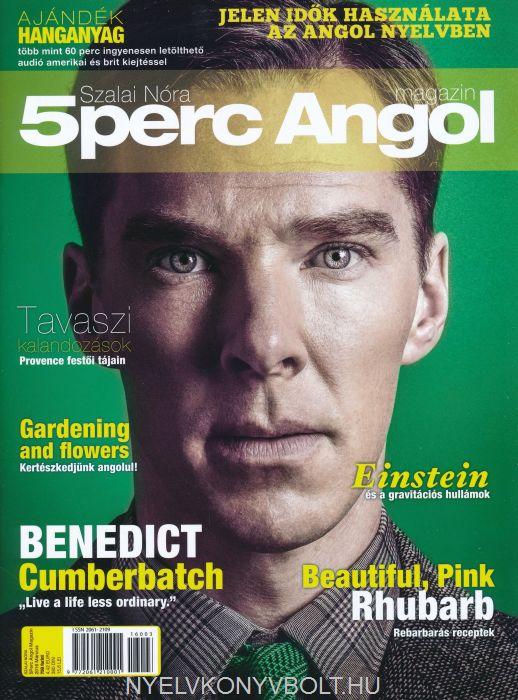 5 Perc Angol Magazin 2016 Március