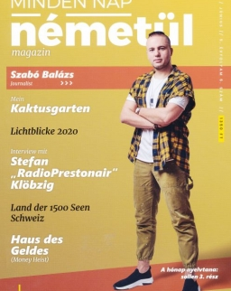 Minden Nap Németül magazin 2021. június