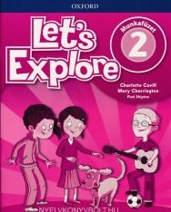 Let's Explore 2 Munkafüzet
