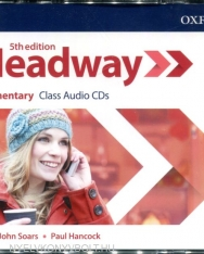 Headway 5th Edition Elementary Class CD