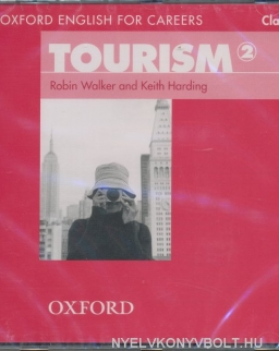Tourism 2 - Oxford English for Careers Class Audio CD