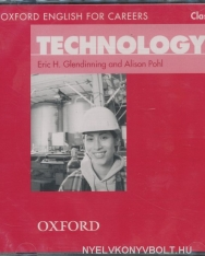 Technology 2 - Oxford English for Careers Class Audio CD