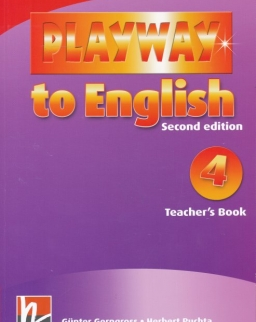 Playway to English - 2nd Edition - 4 Teacher's Book