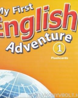 My First English Adventure 1 Flashcards