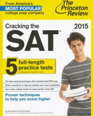Cracking the SAT with 5 Practice Tests, 2015 Edition - Princeton Review