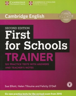 Cambridge English First for Schools Trainer - Second Edition - Student's Book