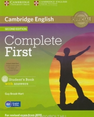 Complete First Student's Book with answer & CD-ROM & Class Audio CDs Second Edition