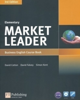 Market Leader - 3rd Edition - Elementary Course Book with DVD-ROM