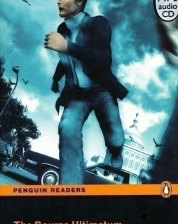 The Bourne Ultimatum with MP3 Audio CD - Penguin Readers Level 6